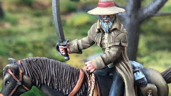 Freeblades Bandits Get A New Roughrider Miniature Soon