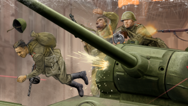 New Releases For Flames Of War Brings Big Guns & Bigger Buildings