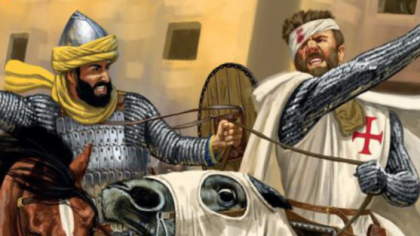 Peek At Contents Of Crusader States Book For Lion Rampant