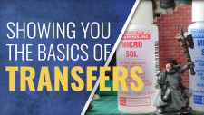 Gerry Can Show You Transfers on Irregular Surfaces