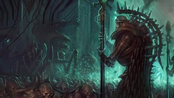 A Black Libraries Worth Of Codices Announced For Warhammer 40,000
