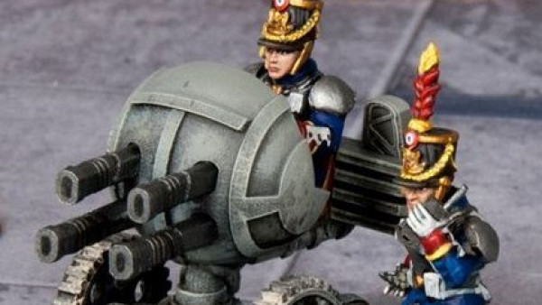 Wargames Atlantic Bring The Big Guns To Bear For Les Grognards