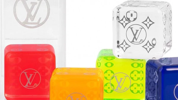 Louis Vuitton Dice Bags & Boxes, No Genuinely They're Real.