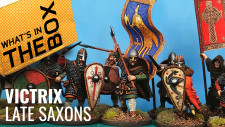 Unboxing: Late Saxons | Victrix