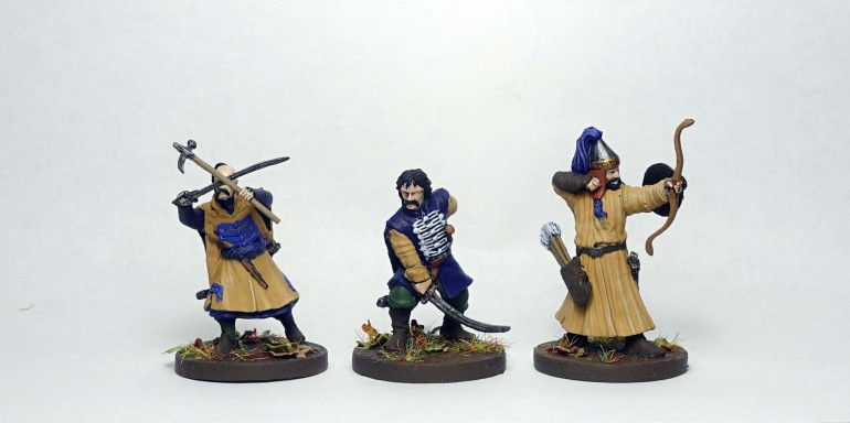 More Cossack characters