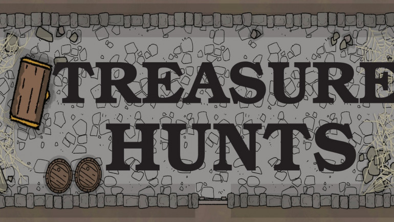 Treasure Hunts: Quests for 5E