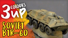 BTR-60 Miniature Painting Tutorial | Northag