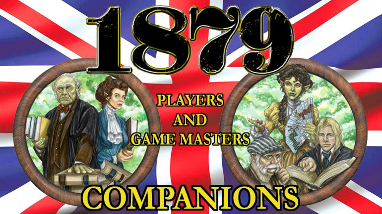 1879 Player's and Game Master's Companions
