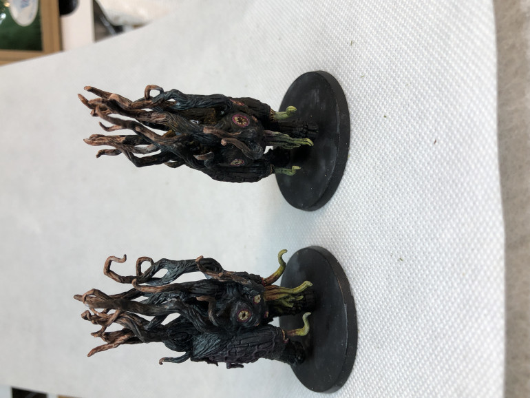 The dark youngs were probably some of the weirdest miniatures I ever painted. Make certain you paint ALL the mouths on them (there are many).
