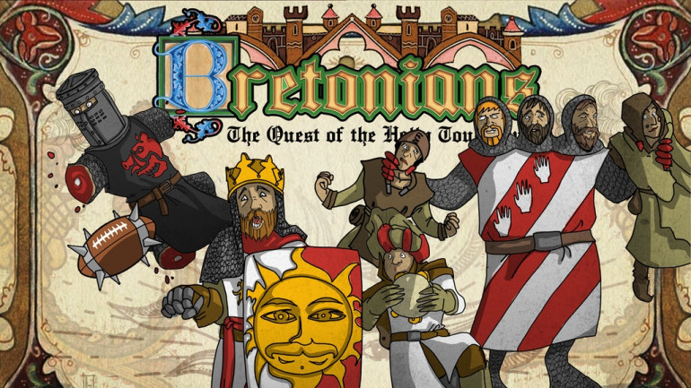 Bretonians: Quest Of The Holy TD