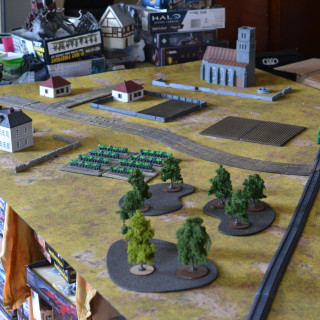table for flames of war 2019