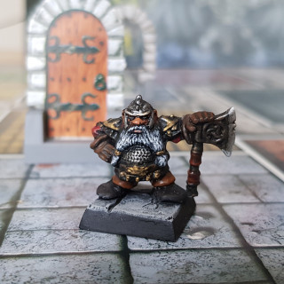 The Dwarf (for true MARSTERS of the game!)