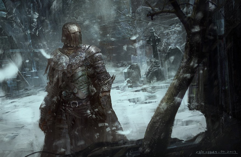 The lore of the Host of the Iron Wolf