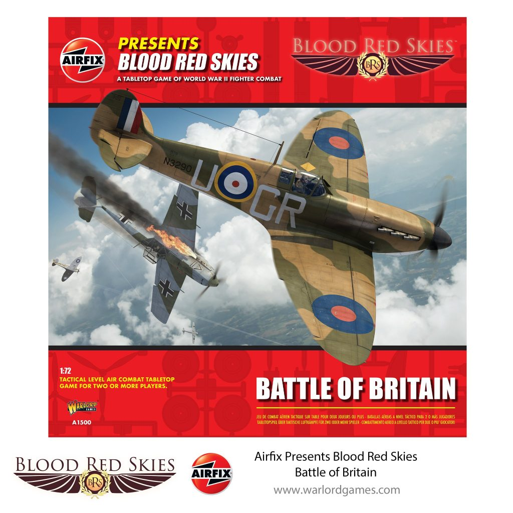 Airfix Blood Red Skies - Warlord Games