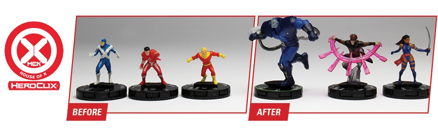 Before & After - WizKids