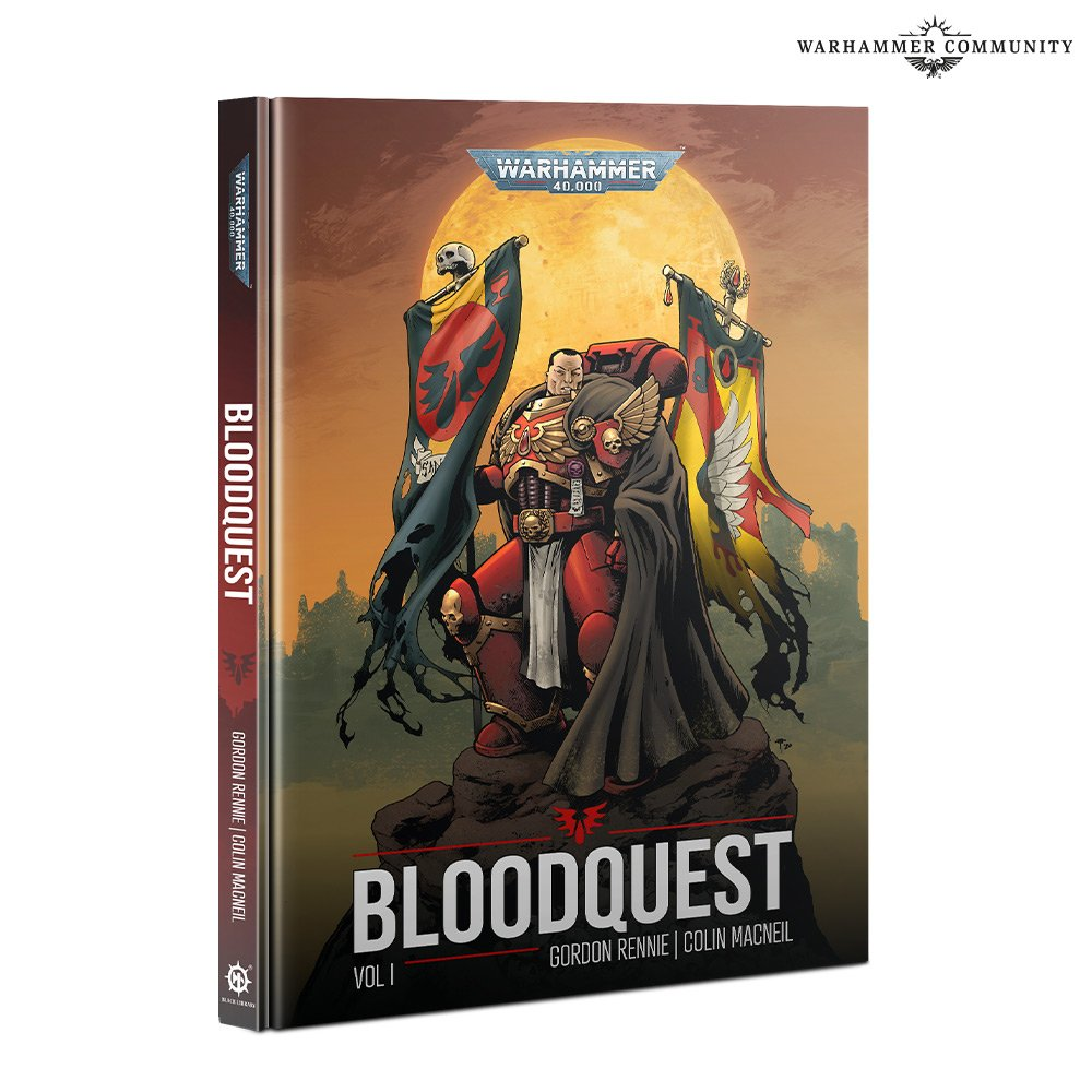 Bloodquest Volume 1 - Black Library
