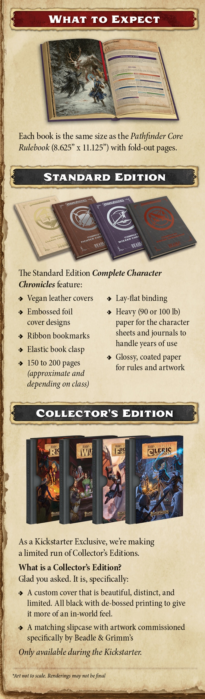 Complete Character Chronicles Contents - Beadle & Grimms