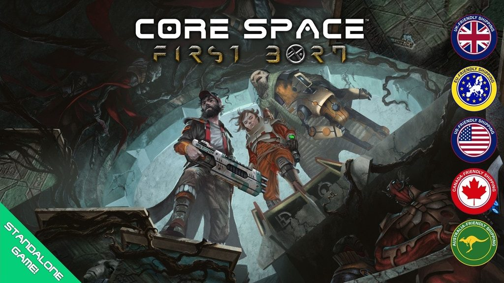 Core Space First Born - Battlesystems