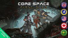 Core Space: First Born Kickstarter Campaign Now Live!