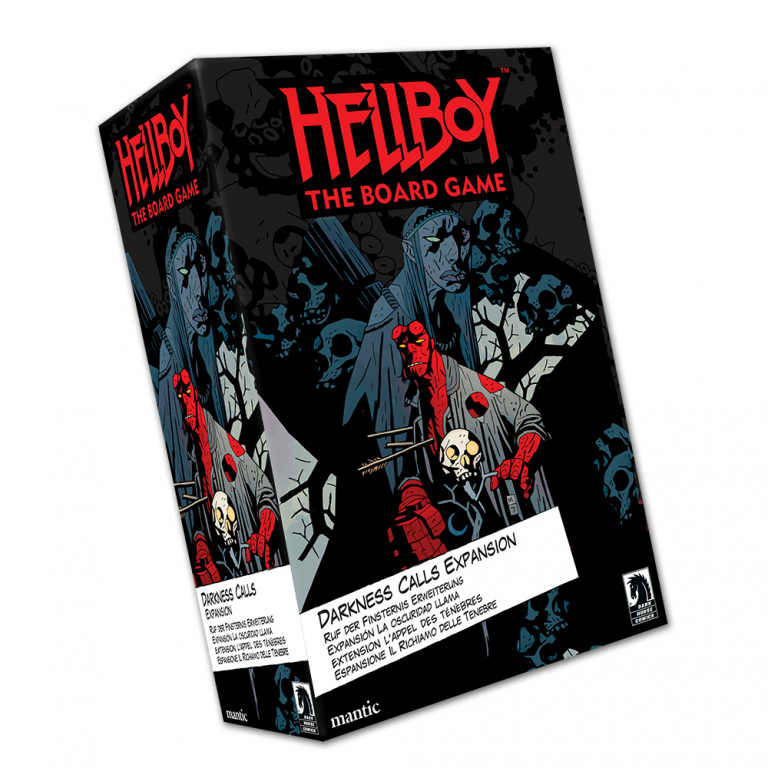 Darkness Calls Expansion - Hellboy The Board Game