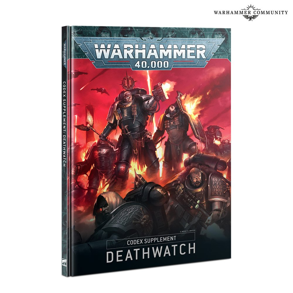 Deathwatch Codex - Warhammer 40K