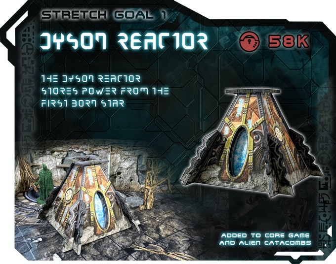 Dyson Reactor - Core Space