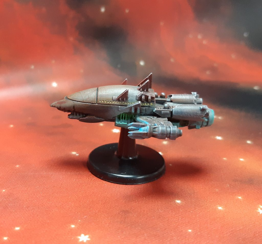Firefly Board Game Ships #1 by spea6712