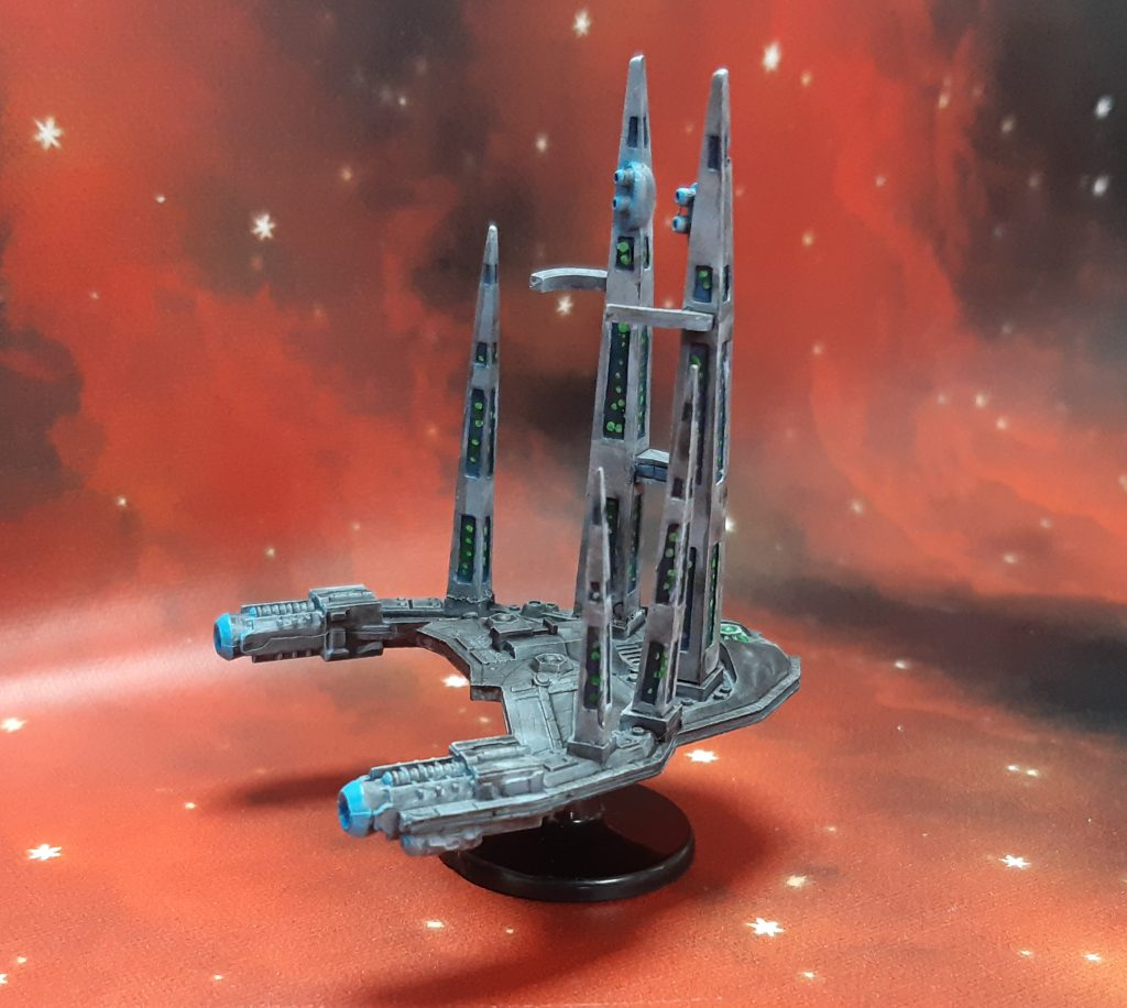 Firefly Board Game Ships #3 by spea6712