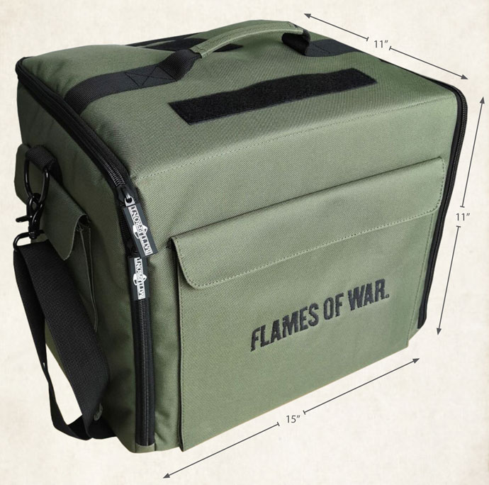 Flames Of War Bag - Battlefront Miniatures