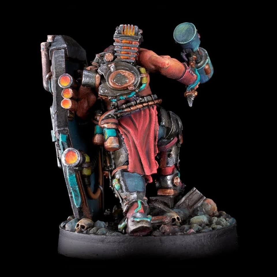 Forge Guard Orc Rear - Creature Caster