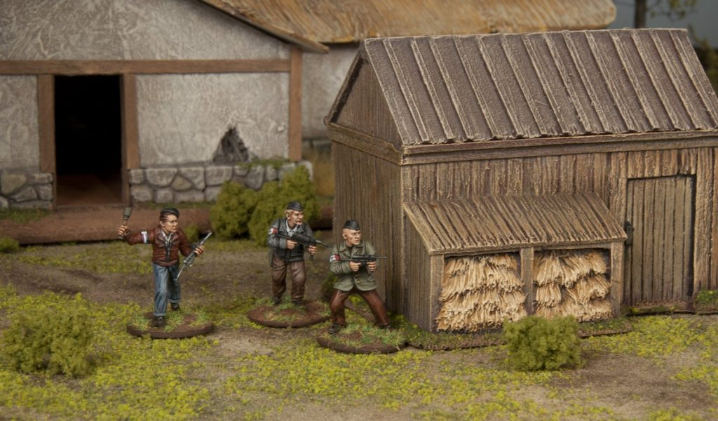 French Resistance #1 - Wargames Atlantic