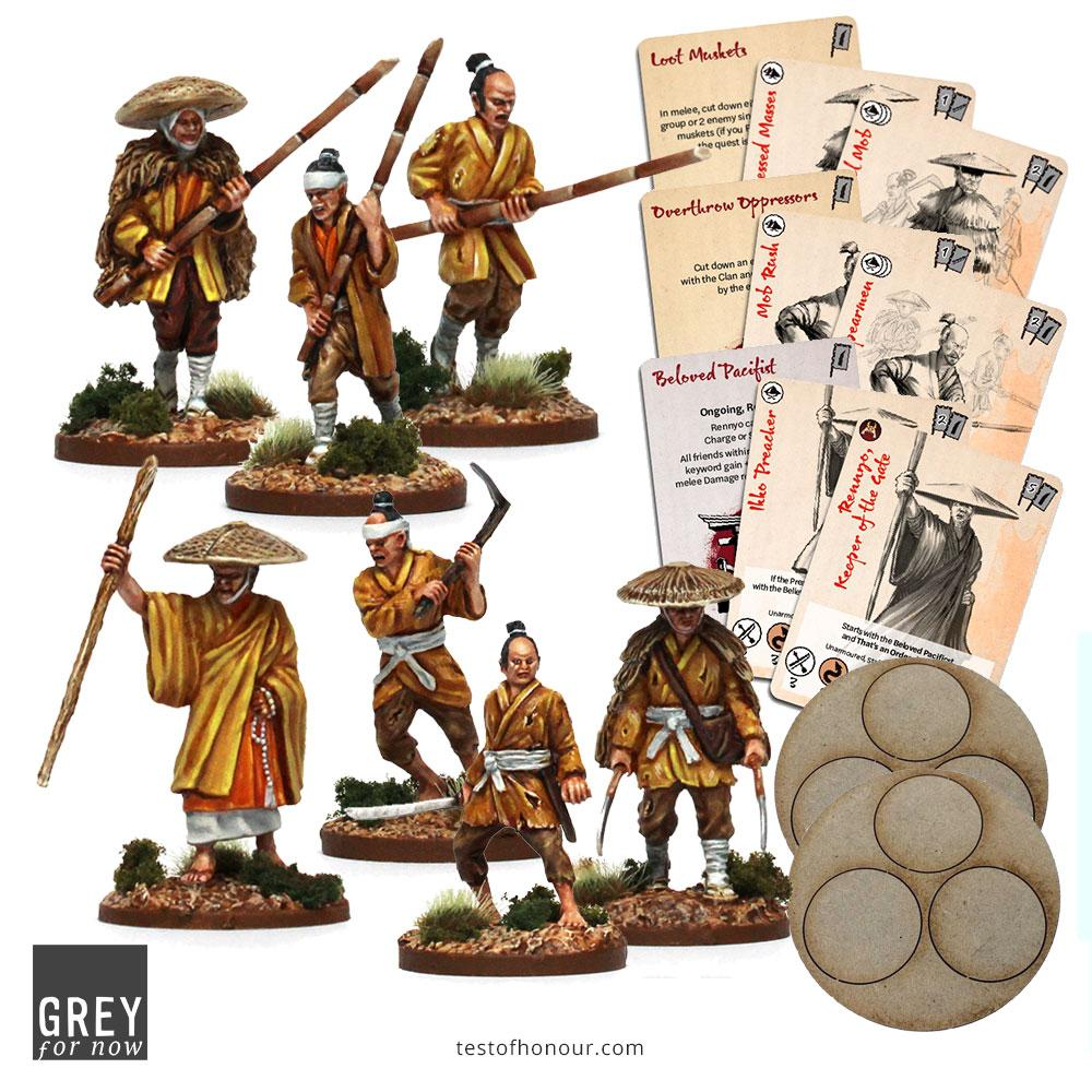 Ikko Rebel Bundle - Test Of Honour