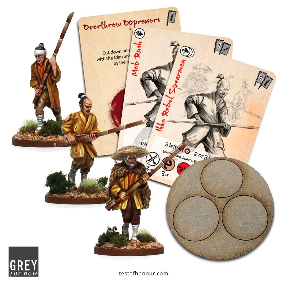 Ikko Rebel Spearmen - Test Of Honour