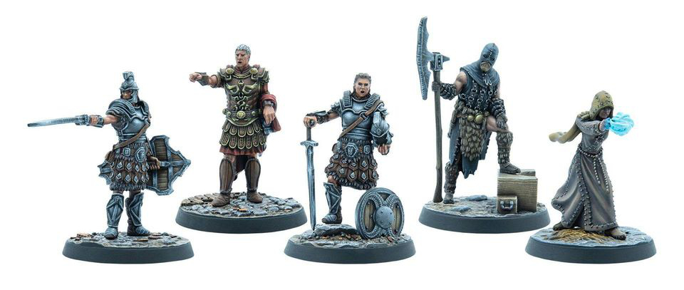 Imperial Officers Expansion - Modiphius