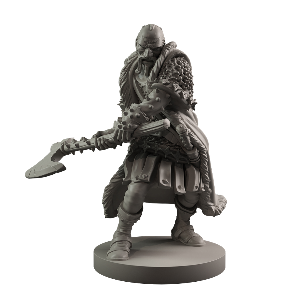 Koshchei The Deathless - Hellboy The Board Game