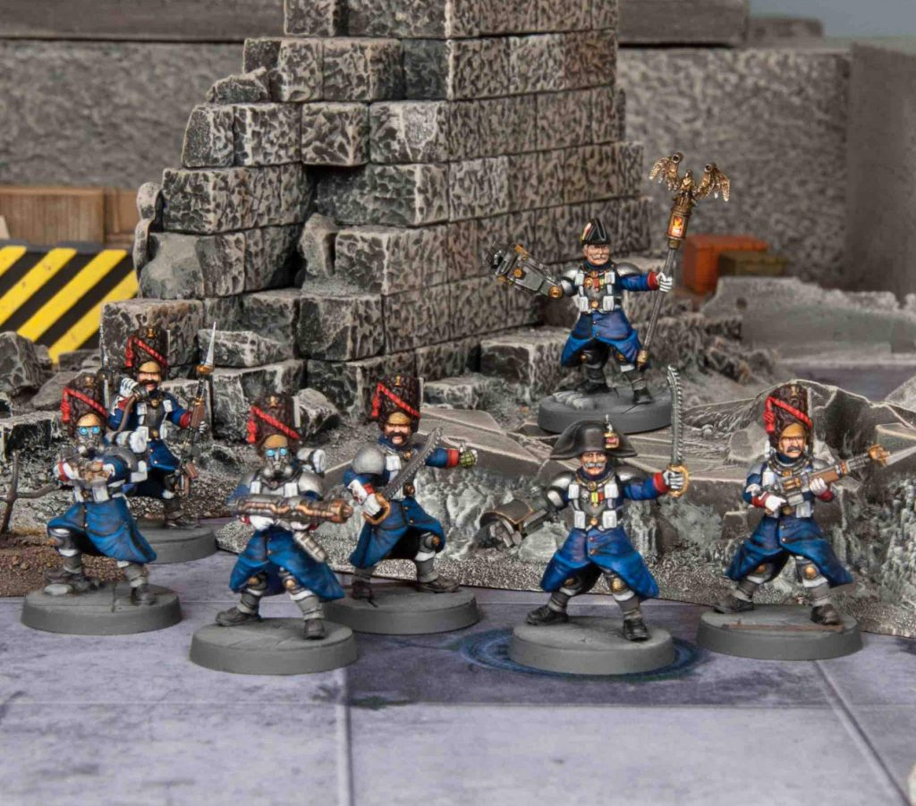 Les Grognards Commanders - Wargames Atlantic