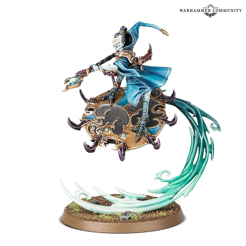 Magister - Age Of Sigmar