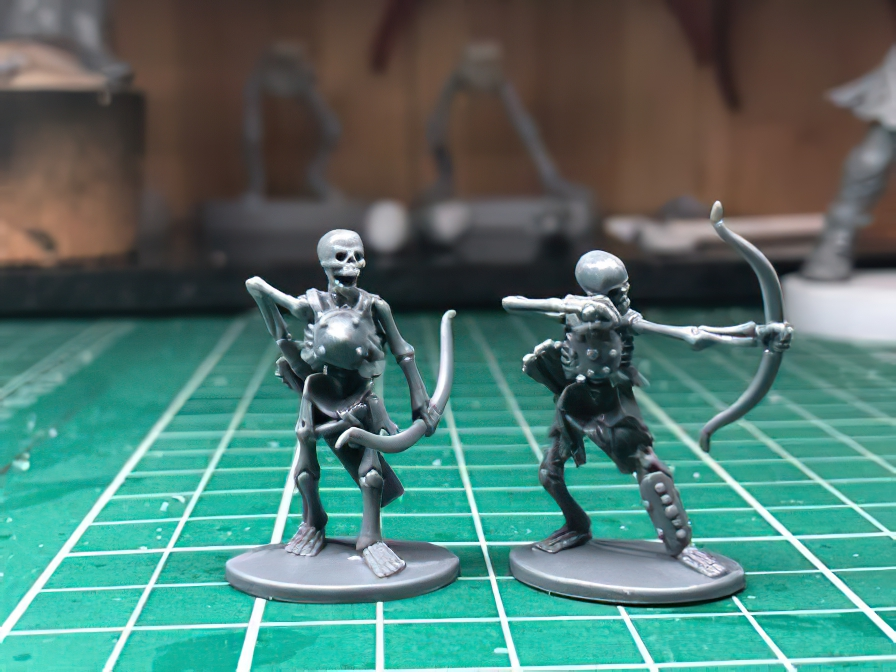 Oathmark Skeletons #1 - North Star Military Figures