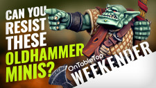 Oldhammer Fantasy Miniatures For The Grognard In All Of Us! #Weekender