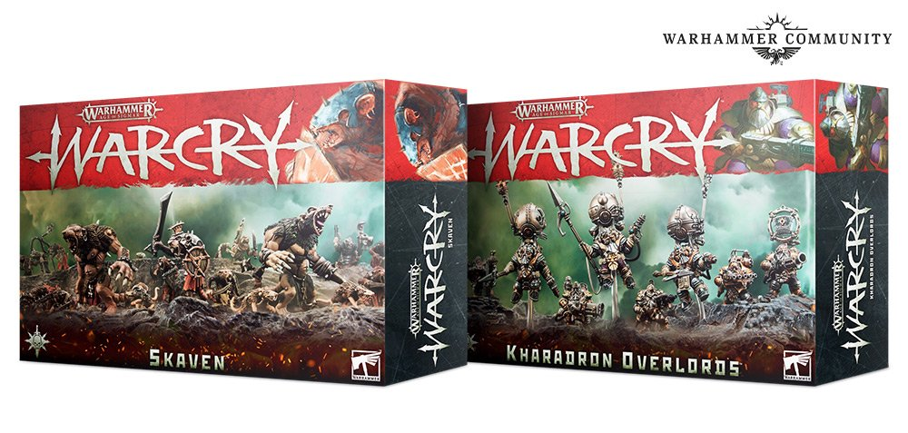 Order & Chaos Warbands - Warcry
