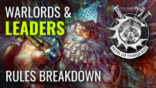 #PathOfConquest Warlords & Leaders: Rules Breakdown