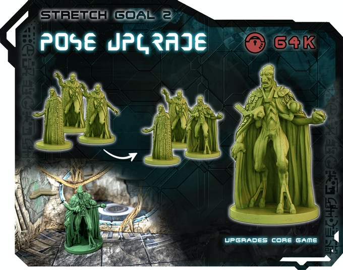 Pose Upgrade - Core Space