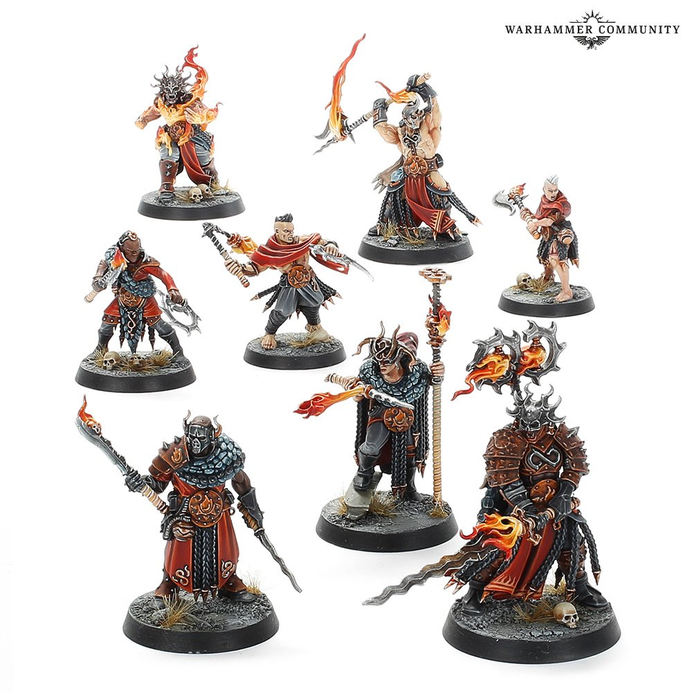 Scions Of The Flame - Warcry
