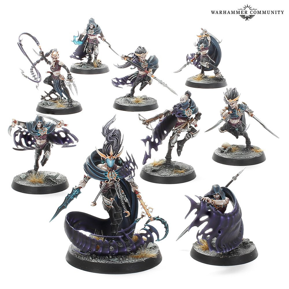 Shadowstalkers - Warcry