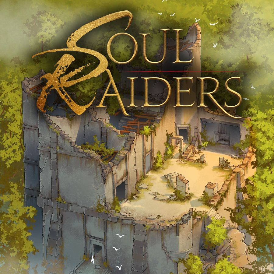 Soul Raiders Prototype Cover - One for All