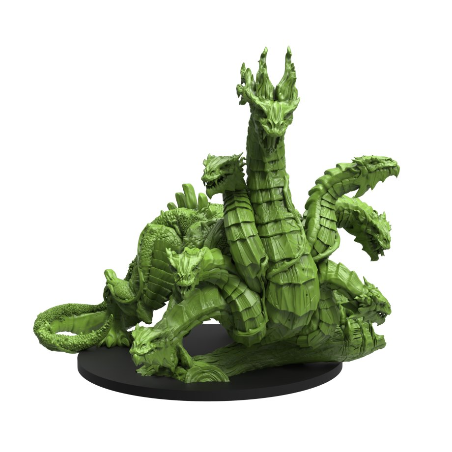 Swamp Of The Hydra - Steamforged Games