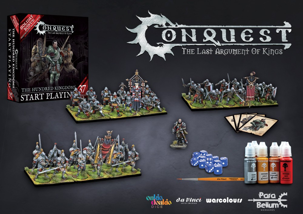 The Hundred Kingdoms Start Playing Wave 2 - Conquest