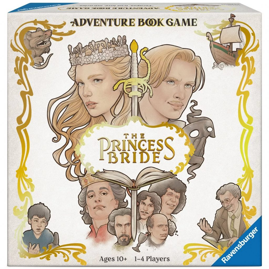 The Princess Bride Adventure Book Game - Ravensburger