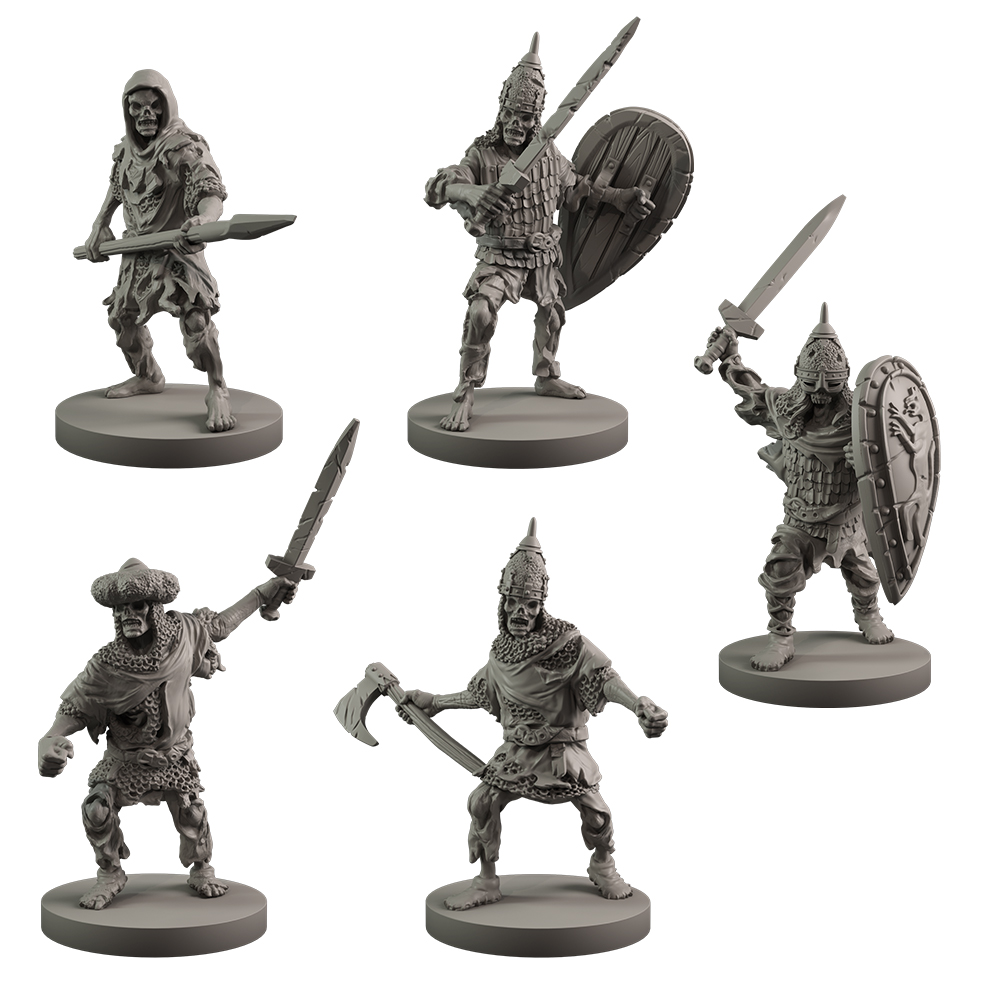 Undead Minions - Hellboy The Board Game