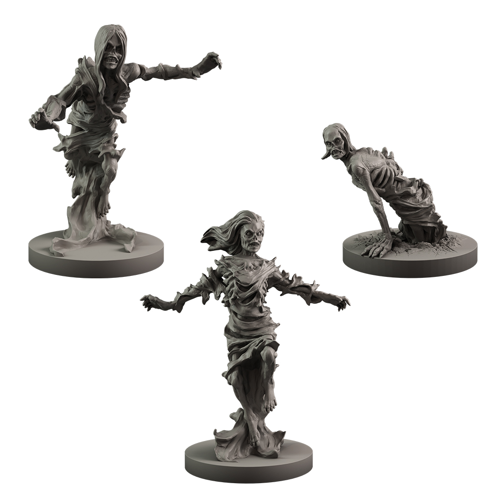 Witches - Hellboy The Board Game
